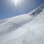 tour de la meije glacier du tabuchet